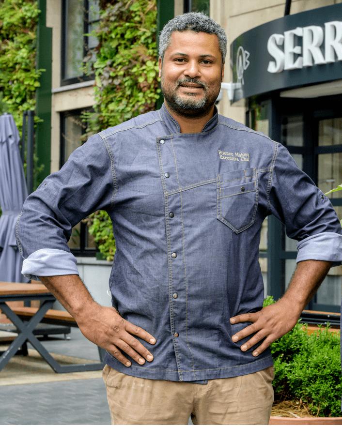 Chef Pierre Balthazar